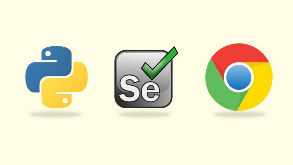 Python+selenium+Googleでwebスクレイピング