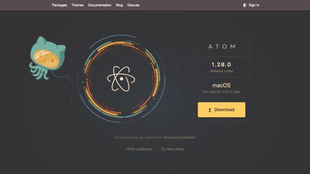 これだけいれとけばだいたい大丈夫というおすすめのAtomのパッケージ(プラグイン)