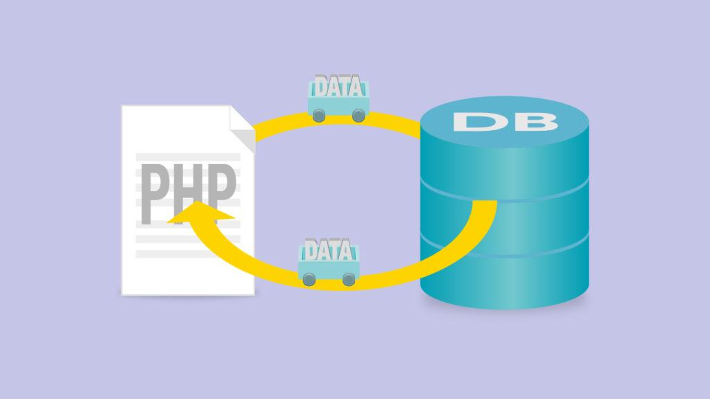 PDOによるMySQLの操作 PHP