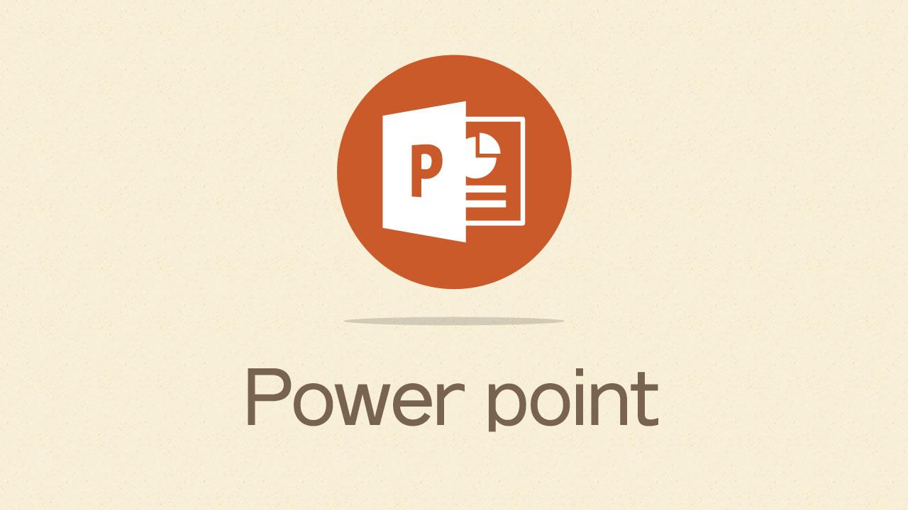 Powerpoint(パワーポイント)の基本操作 新規スライドからサイズ変更