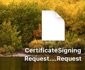 iPhoneアプリ開発・登録のための「Certificate 証明書」の作成方法