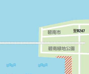 碧南緑地公園サイド
