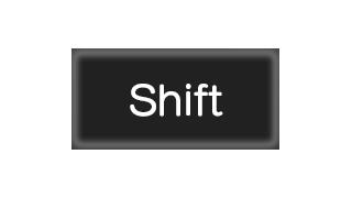 Shiftキー