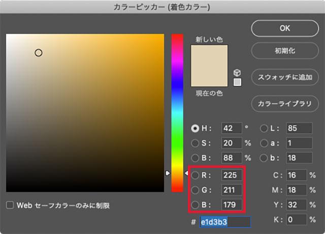Photoshopで写真を白黒(モノクロ)にする方法