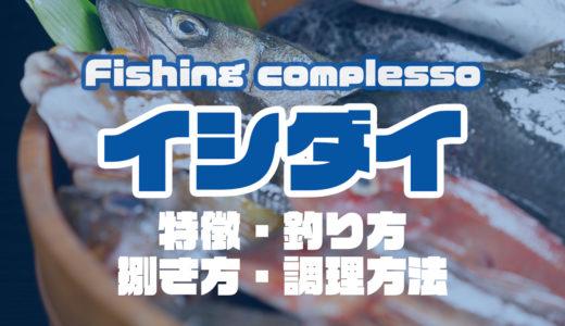 イシダイって何!?特徴・釣り方・捌き方・調理方法とことん解説!