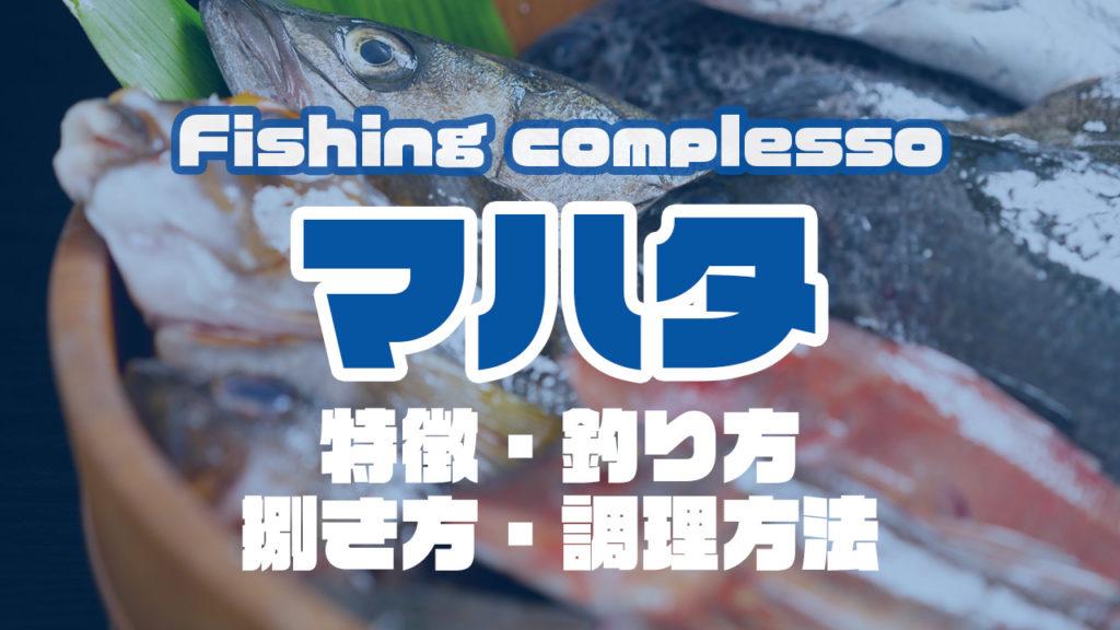 マハタって何!?特徴・釣り方・捌き方・調理方法とことん解説!