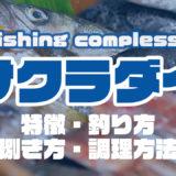サクラダイって何!?特徴・釣り方・捌き方・調理方法とことん解説!
