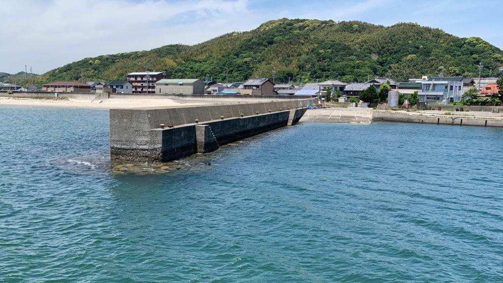 旧西幡豆港の釣り場情報【Fishing complesso 愛知県の釣り場情報】