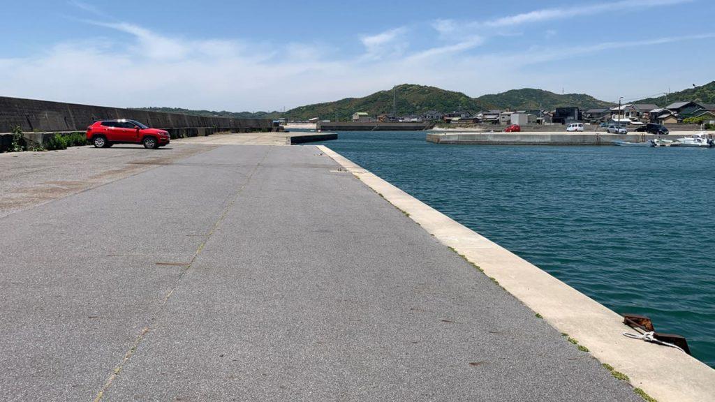 寺部港の釣り場情報【Fishing complesso 愛知県の釣り場情報】