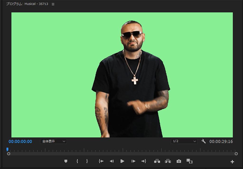 画像にモザイクをかけて自動追従させる|Premiere Pro(プレミア プロ)で動画編集 vol.011