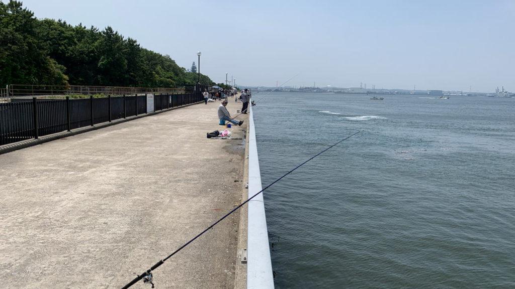 碧南海釣り広場の釣り場情報【Fishing complesso 愛知県の釣り場情報】