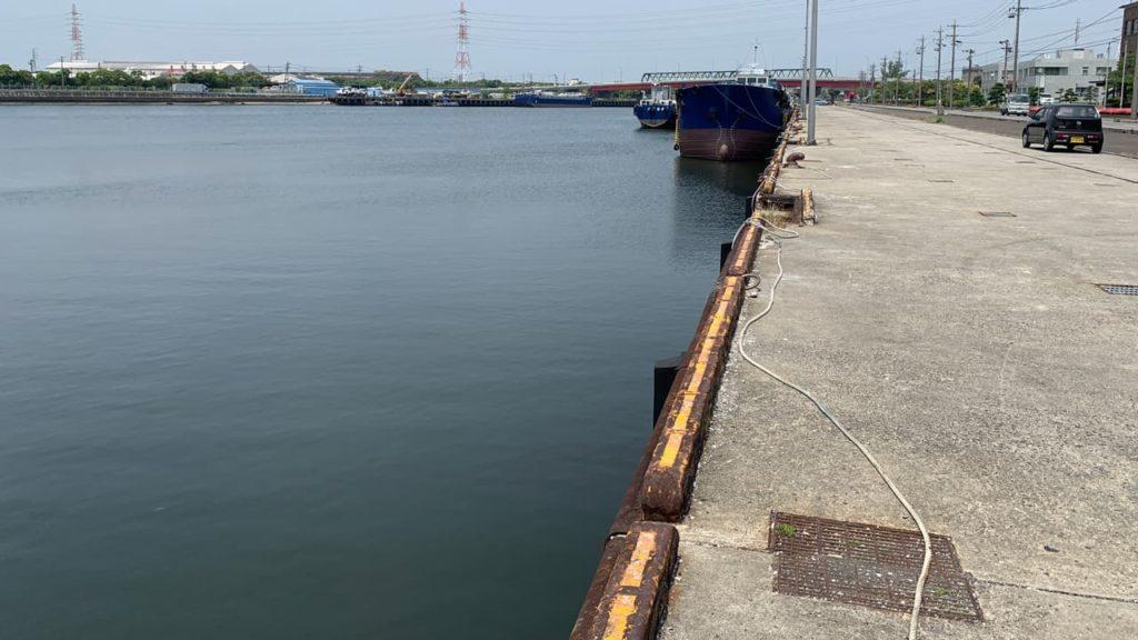 半田港の釣り場情報【Fishing complesso 愛知県の釣り場情報】
