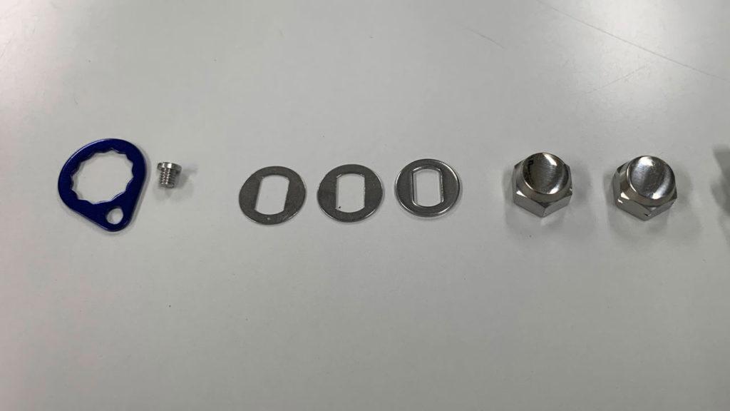 ベイトリールのハンドルを交換!リールを自分好みに使いやすく改造