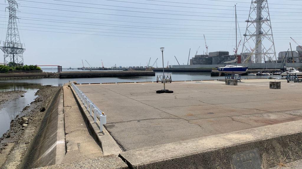 富貴港の釣り場情報【Fishing complesso 愛知県の釣り場情報】