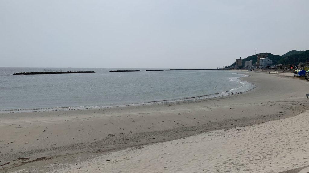 山海海水浴場&山海漁港の釣り場情報【Fishing complesso 愛知県の釣り場情報】