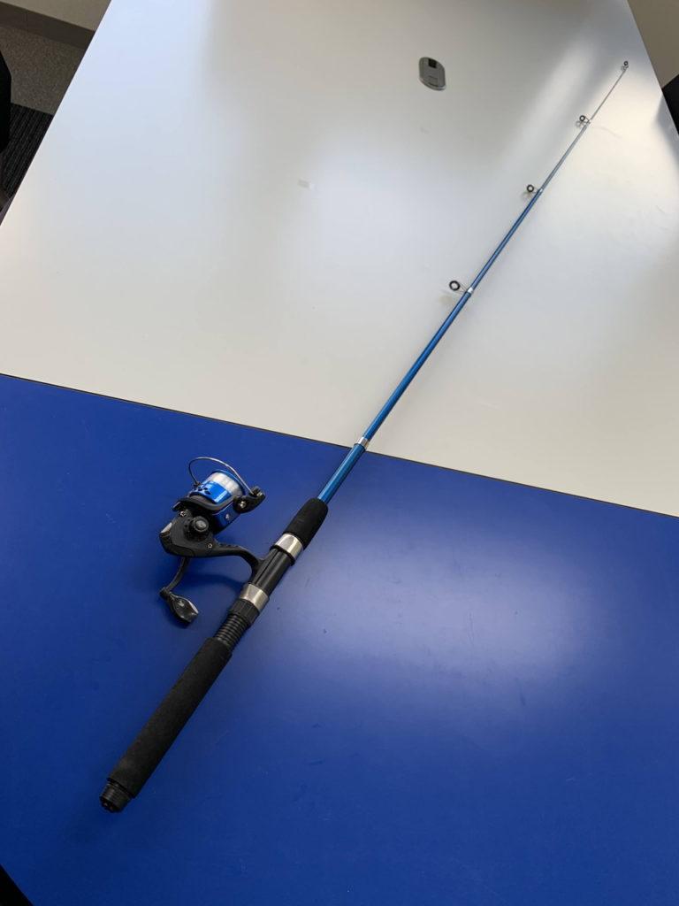 ダイソーで釣竿が買えるって知ってた?
