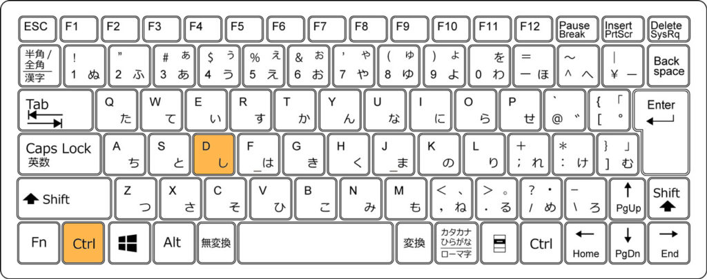エクセルおすすめのショートカット|Excel(エクセル)の使い方 vol.097