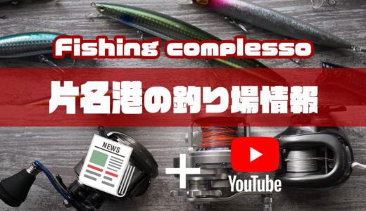 片名港の釣り場情報【Fishing complesso 愛知県の釣り場情報】