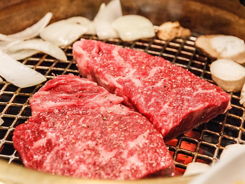 おいしい牛肉